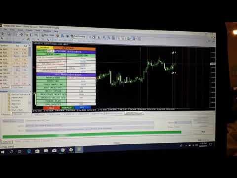 Fundamentals Trading Expert Adviser (News EA)