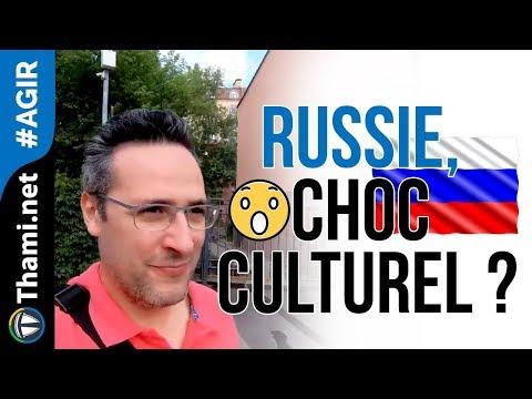 La RUSSIE, un choc culturel ?