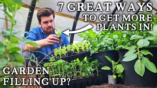 7 Awesome Practical Wąys to Fit in EXTRA Crops Around Your Vegetable Garden | Homegrown Abundance