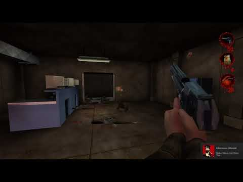 Let's Play Postal 2 Part 6: Escaping the Military Base (Stream Archive)