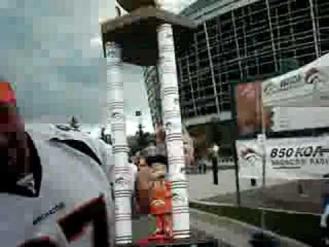 Most Valuable Tailgater 2 Weeks 2005 NFL Denver Broncos