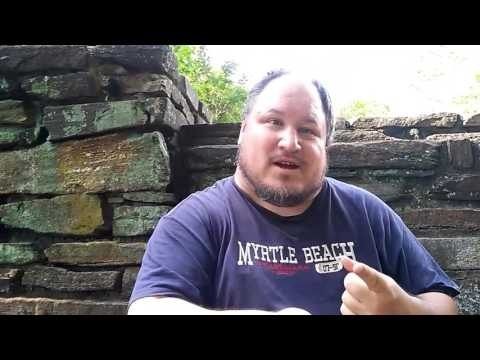Graveyard Adventures at the Old Fourth Creek Cemetery in Statesville NC Part 2