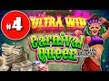 Youtube slots today - Carnival Queen Thunderkick slot ultra win