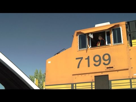 BNSF Safety Video YouTube