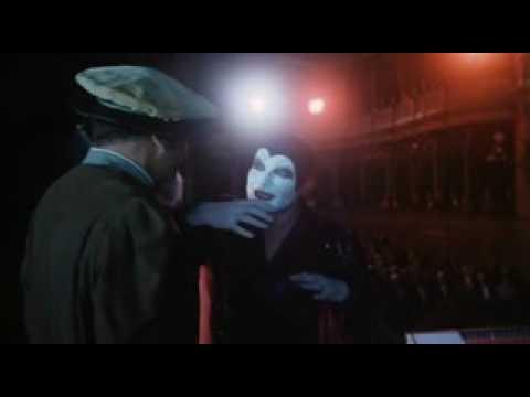 Mephisto 1981, scene