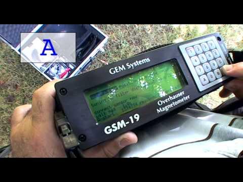 Overhauser Magnetometer | Gem Systems