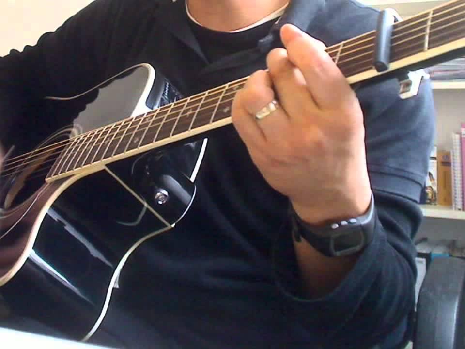 Love Is - Brian McKnight Vanessa Williams (Guitar Cover) - YouTube