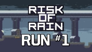Risk of Rain gameplay