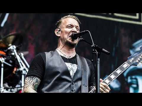 Volbeat's Michael Poulsen: Someone Stole My Infant's Metallica Merch