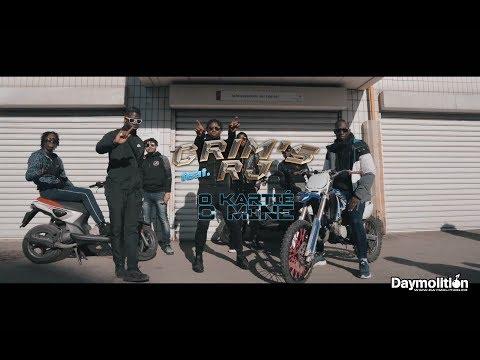 Crim's feat. Rj - O Kartier C Miné - Daymolition I Daymolition