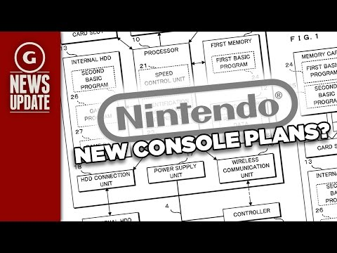 Nintendo Files Patent on Disc-less Game Console - GS News Update