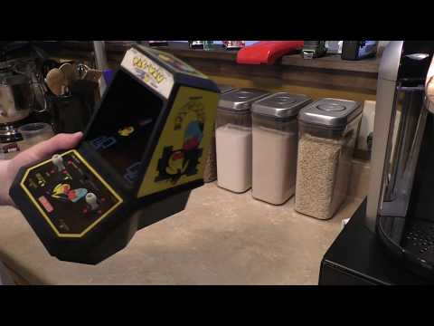 1981 Coleco Tabletop Pac-Man Game