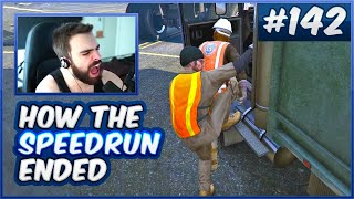Secret to Immortality Revealed in this Video (No Bamboozle) - How The Speedrun Ended (GTA V) - #284