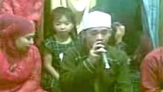 qori banten lagu bayati surat al-fatihah