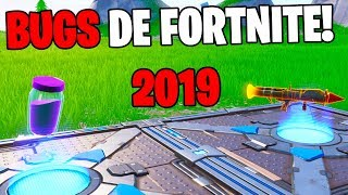 THE BEST BUGS in FORTNITE 2019 😱🔥