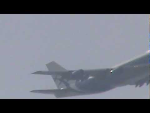 Sharjah International Airport - cargo (take off)