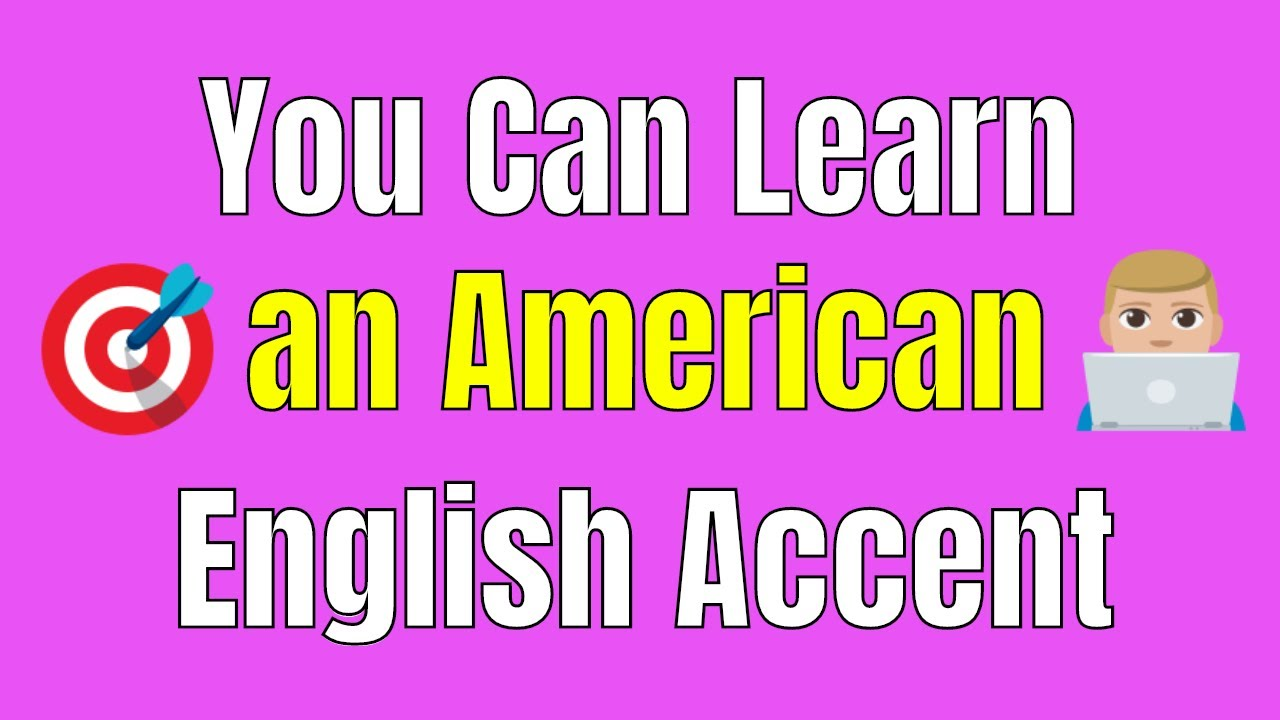 English tivi | American English Pronunciation ★ You Can Learn an American English Accent ✔