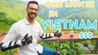 Cost of Living in Vietnam for Expats - One Month