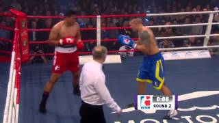 USYK vs FA - Week 5 - WSB Season 3
