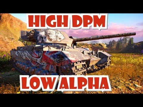 Tank Review Paladin Caernarvon Action X    World of Tanks Console