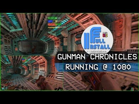 Running Gunman Chronicles 1920x1080 Win10 | The Last Night Review