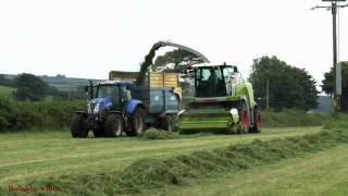 New Claas Jaguar 970 Shows its Mettle - See it Devouring Grass!(, 2014-07-29T09:53:35.000Z)