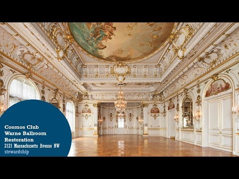 cosmos club district of columbia awards for excellence in historic