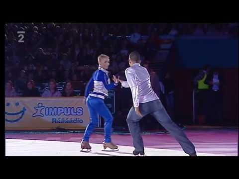 Aliona Savchenko & Robin Szolkowy, Kings on Ice 2010 (Prague)
