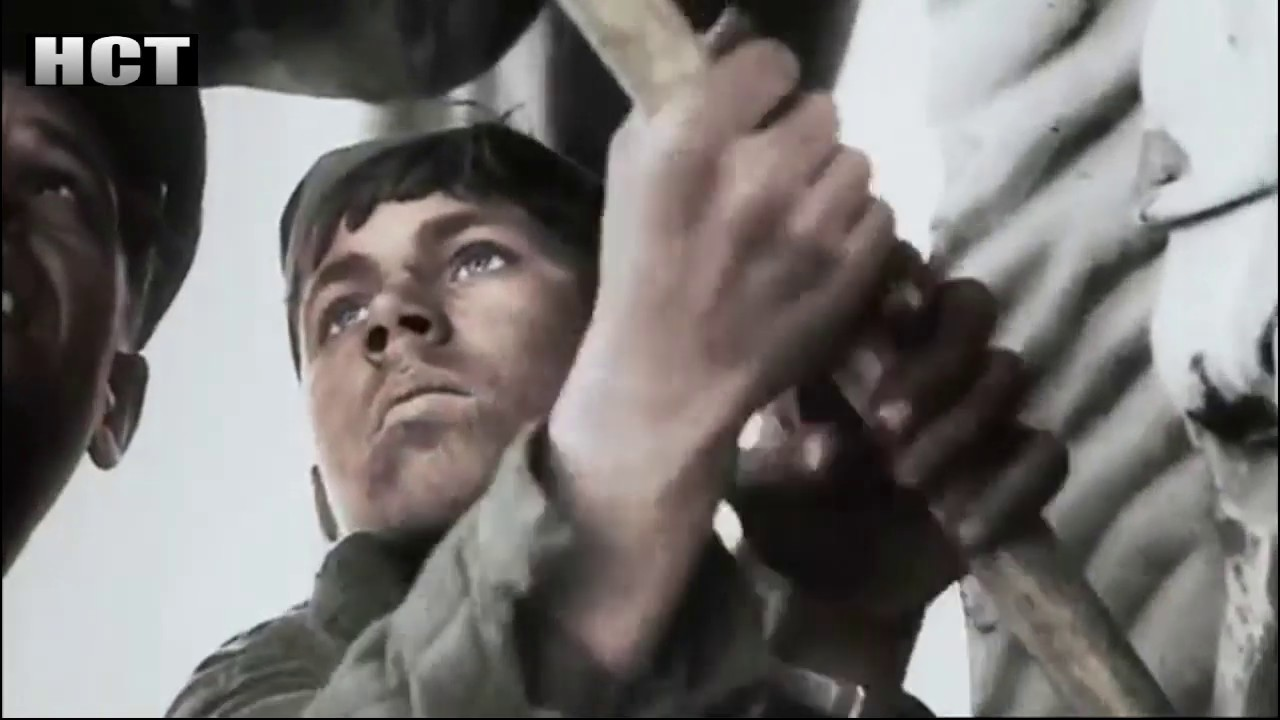Soviet Soldier The Price Of Victory - Dramatic World War II Combat Footage