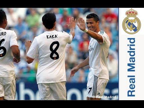 GOLES: Deportivo 0-4 Real Madrid