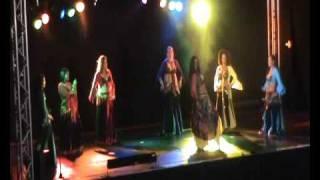 Ajsa Samia and Palace of the Winds - Balkan Gypsy Thumbnail