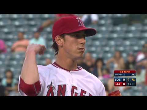 July 29, 2016-Boston Red Sox vs. Los Angeles Angels