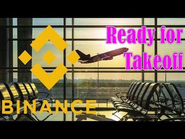 Crypto News _ Binance's ICO Platform Ready for Takeoff