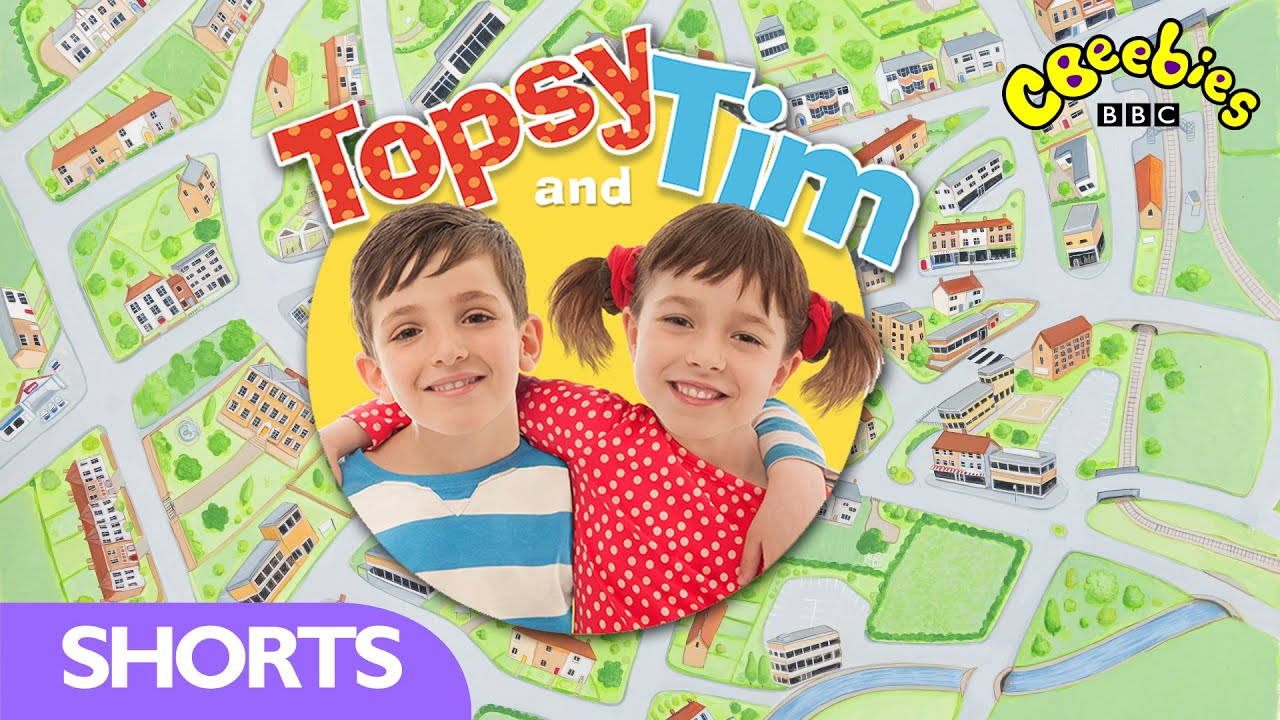 cbeebies topsy and tim 39 s new house youtube. Black Bedroom Furniture Sets. Home Design Ideas