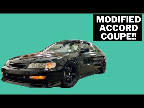 1995 Honda Accord: Learning Phases
