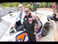 Race car driver Kevin Kromer's Victory over Esophagael Cancer