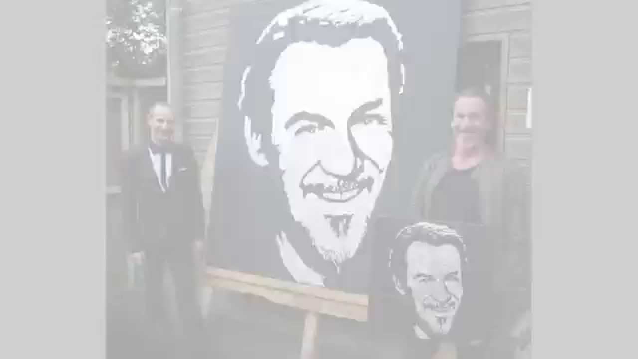 florent pagny festival de poupet portrait by erik black youtube. Black Bedroom Furniture Sets. Home Design Ideas