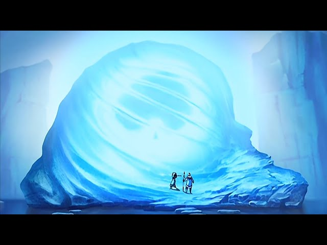 海上发现一块发光的冰球,里边竟装着令人难以置信的东西!《降世神通01-02》【宇哥讲电影】
