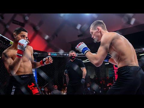 Fedonov Alexandr - Bahane Hossine: WWFC 18