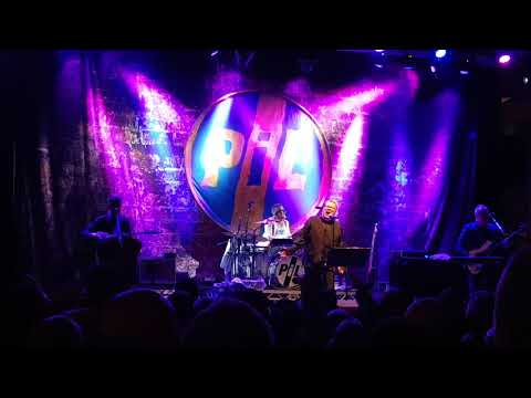 Public Image Limited, this is not a love song, Rebellion 2018