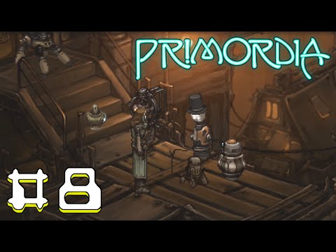 Lawyer Robot Hero | Primordia, Part 8