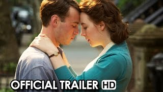 BROOKLYN starring Saoirse Ronan - Official Trailer (2015) HD