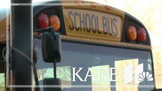 Police arrest sex offender found on school bus