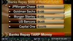 Banks Repay TARP Money - Bloomberg