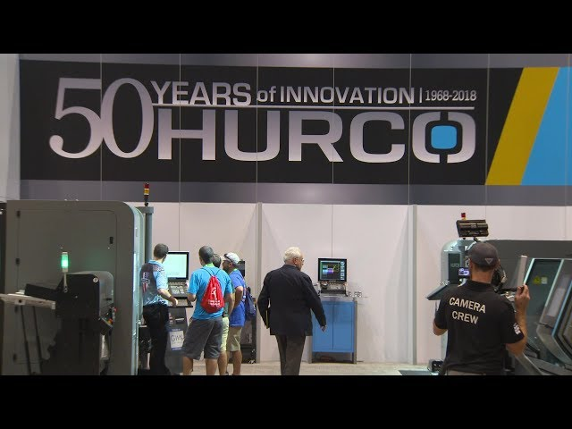Achieving Better Surface Finish with Hurco VMX42Di and PowerMill