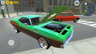 Muscle Car Simulator | Real Details 3D | Android GamePlay FHD