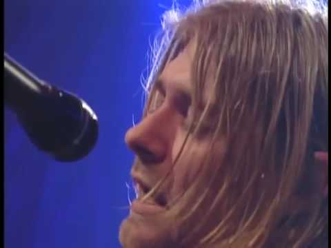 Nirvana Where did you sleep last night unplugged HQ VERSION