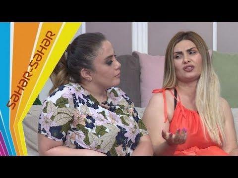 Oglanin gozelliyine aldanib qaçdim - Sebnem Tovuzlu - Seher-seher- ARB TV