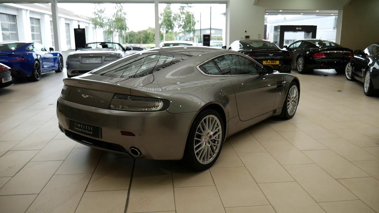 Aston Martin Edinburgh V8 Vantage Youtube