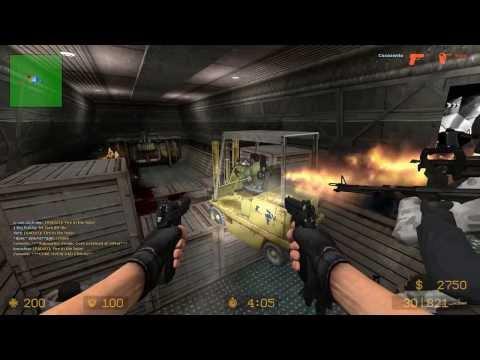 CSS: Zombie Escape - ZE_Ocean_Base_Escape_v4 (1080p)